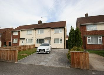 Thumbnail 2 bed semi-detached house for sale in Raglan Close, Roseworth, Stockton-On-Tees