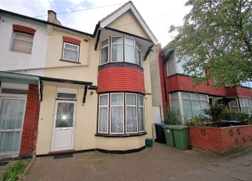 Thumbnail 3 bed end terrace house for sale in Rosebank Avenue, Wembley, Middlesex
