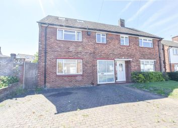 Thumbnail 4 bedroom semi-detached house for sale in Brow Crescent, Orpington