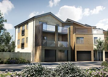 "Thumbnail 2 bed flat for sale in ""The Gabriel House"" at St. Peters Quay, Totnes"