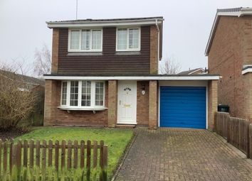 Thumbnail 3 bed detached house for sale in Dove Close, Woodville
