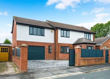 Thumbnail 4 bed detached house for sale in Ennerdale Drive, Aughton, Ormskirk