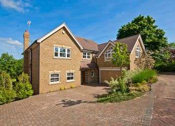 Thumbnail 7 bed detached house to rent in Upland Court, Batchworth Lane, Northwood