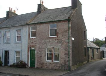Thumbnail 2 bed end terrace house for sale in George Street, Whithorn