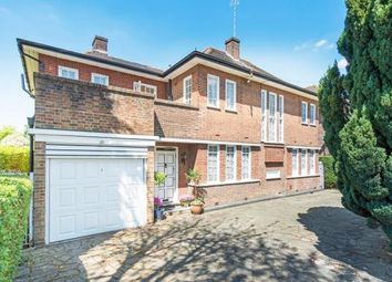 Thumbnail 5 bed detached house for sale in Norrice Lea, Hampstead Garden Suburb, London
