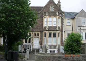 Thumbnail 5 bed flat to rent in Hampton Road, Redland, Bristol