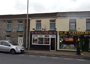 Thumbnail Restaurant/cafe for sale in Neath Road, Briton Ferry, Neath