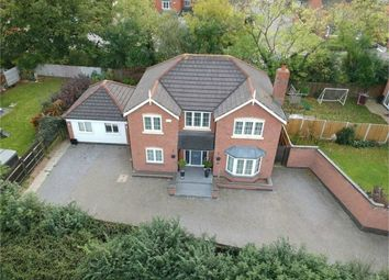 Thumbnail 5 bed detached house for sale in Spinner Close, Broughton Astley, Leicester