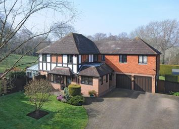 Thumbnail 5 bed detached house for sale in Lambardes Close, Orpington