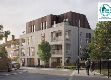 Thumbnail 2 bedroom flat for sale in Northbrook Road, Croydon