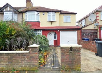 Thumbnail 4 bed end terrace house to rent in Launceston Road, Perivale, Greenford, Greater London