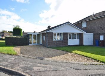 Thumbnail 3 bed detached bungalow for sale in Pennycress Green, Norton Canes, Cannock