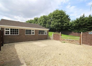 Thumbnail 3 bed detached bungalow for sale in Eastmere, Swindon, Wiltshire