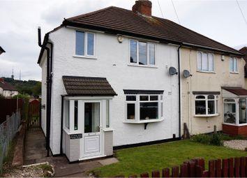 Thumbnail 3 bed semi-detached house for sale in Stuart Road, Rowley Regis