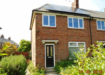 Thumbnail 3 bedroom semi-detached house to rent in Lowfield Terrace, Newcastle Upon Tyne