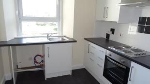 Thumbnail 1 bed flat to rent in Sandgate, Ayr