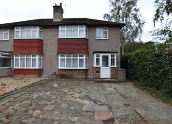 Thumbnail 3 bed semi-detached house to rent in Fencepiece Road, Ilford
