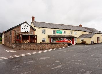 Thumbnail Pub/bar for sale in Uplowman, Tiverton, Devon