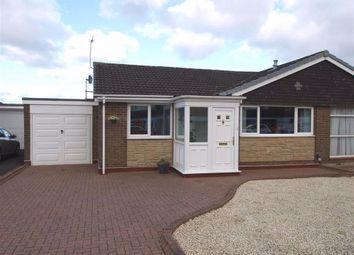Thumbnail 2 bed semi-detached bungalow for sale in Walkerburn, Cramlington