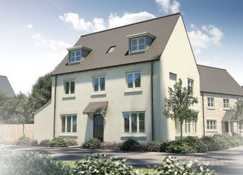 "Thumbnail 4 bedroom detached house for sale in ""The Orford"" at Barracks Road, Modbury, Ivybridge"