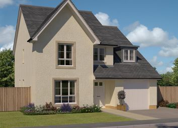 "Thumbnail 4 bed detached house for sale in ""Tarbert"" at Greystone Road, Kemnay, Inverurie"