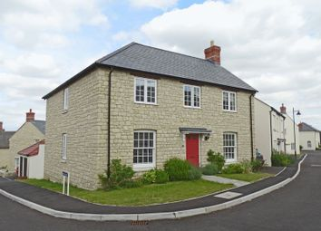 Thumbnail 4 bed detached house for sale in Morrison Avenue, Tisbury, Salisbury