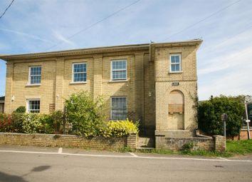 Thumbnail 2 bedroom flat for sale in Chapel Lane, Wickham Market, Woodbridge