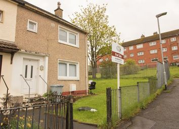 Thumbnail 2 bed terraced house for sale in Glentarbert Road, Rutherglen, Glasgow