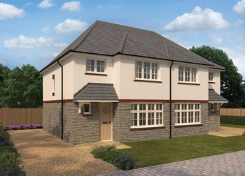 "Thumbnail 3 bedroom semi-detached house for sale in ""Ludlow"" at Cowbridge Road, St. Nicholas, Cardiff"