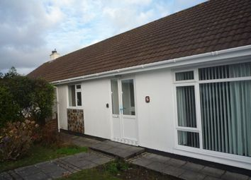 Thumbnail 2 bed bungalow to rent in Knights Meadow, Carnon Downs, Truro
