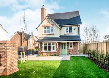 Thumbnail 4 bedroom detached house for sale in Minshull Court, Chesterfield Road