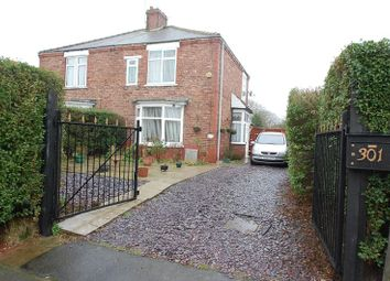 Thumbnail 2 bedroom semi-detached house for sale in Thornaby Road, Thornaby, Stockton-On-Tees