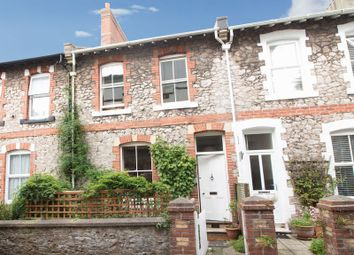 Thumbnail 2 bed terraced house for sale in Ashton Terrace, Ilsham Road, Torquay