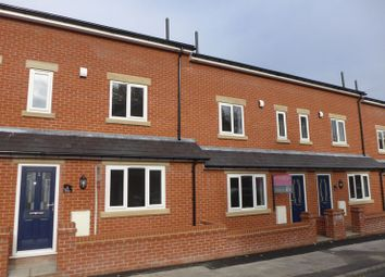 Thumbnail 3 bed town house for sale in Bents Terrace, Winter Street, Bolton