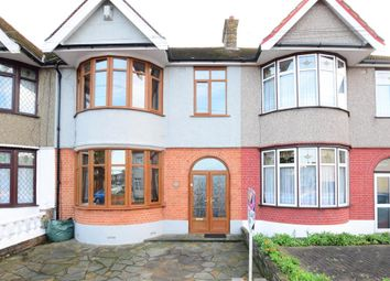 Thumbnail 3 bedroom terraced house for sale in Seaton Avenue, Ilford, Essex
