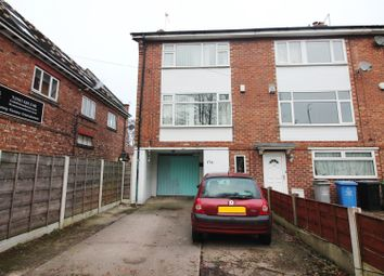 Thumbnail 3 bed town house for sale in Chassen Court, Church Road, Urmston, Manchester