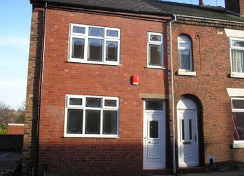 Thumbnail 3 bedroom terraced house for sale in Chetwynd Street, Middleport, Stoke-On-Trent