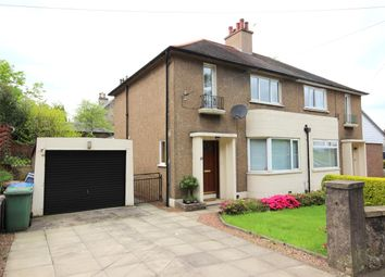Thumbnail 3 bed semi-detached house for sale in Glenbrae, Falkirk