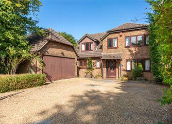 Oak Tree Close, Virginia Water, Surrey GU25. 4 bed detached house