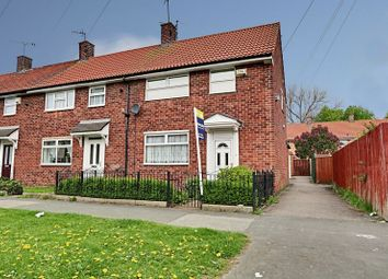 Thumbnail 2 bed terraced house for sale in Tedworth Road, Hull