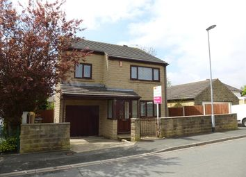 Thumbnail 4 bed detached house for sale in Tyersal Green, Tyersal, Bradford