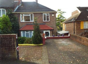 Thumbnail 3 bed property for sale in Whitefield Avenue, Purley, Surrey