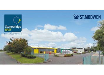 Thumbnail Warehouse for sale in Stonebridge East, Gilmoss Industrial Estate, 12, Hermes Road, Liverpool, Merseyside