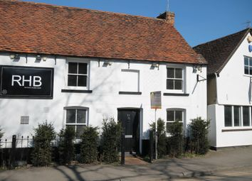 Thumbnail 2 bed cottage for sale in High Street, Roydon, Essex