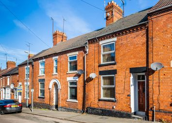 Thumbnail 3 bed terraced house to rent in Victoria Road, Rushden