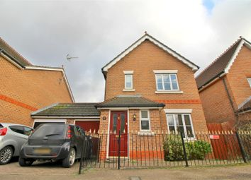 Thumbnail 3 bed link-detached house for sale in Malkin Drive, Church Langley, Harlow