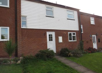 Thumbnail 3 bed terraced house for sale in Garrigill, Wilnecote, Tamworth
