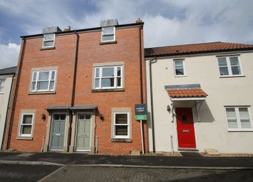 Thumbnail 3 bedroom terraced house for sale in Norah Fry Avenue, Shepton Mallet