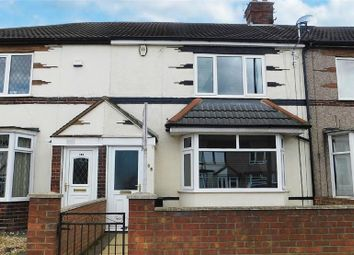 Thumbnail 3 bed terraced house for sale in Boulevard Avenue, Grimsby, Lincolnshire