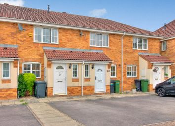 Thumbnail 2 bed terraced house for sale in Belfry Square, Beggarwood, Basingstoke